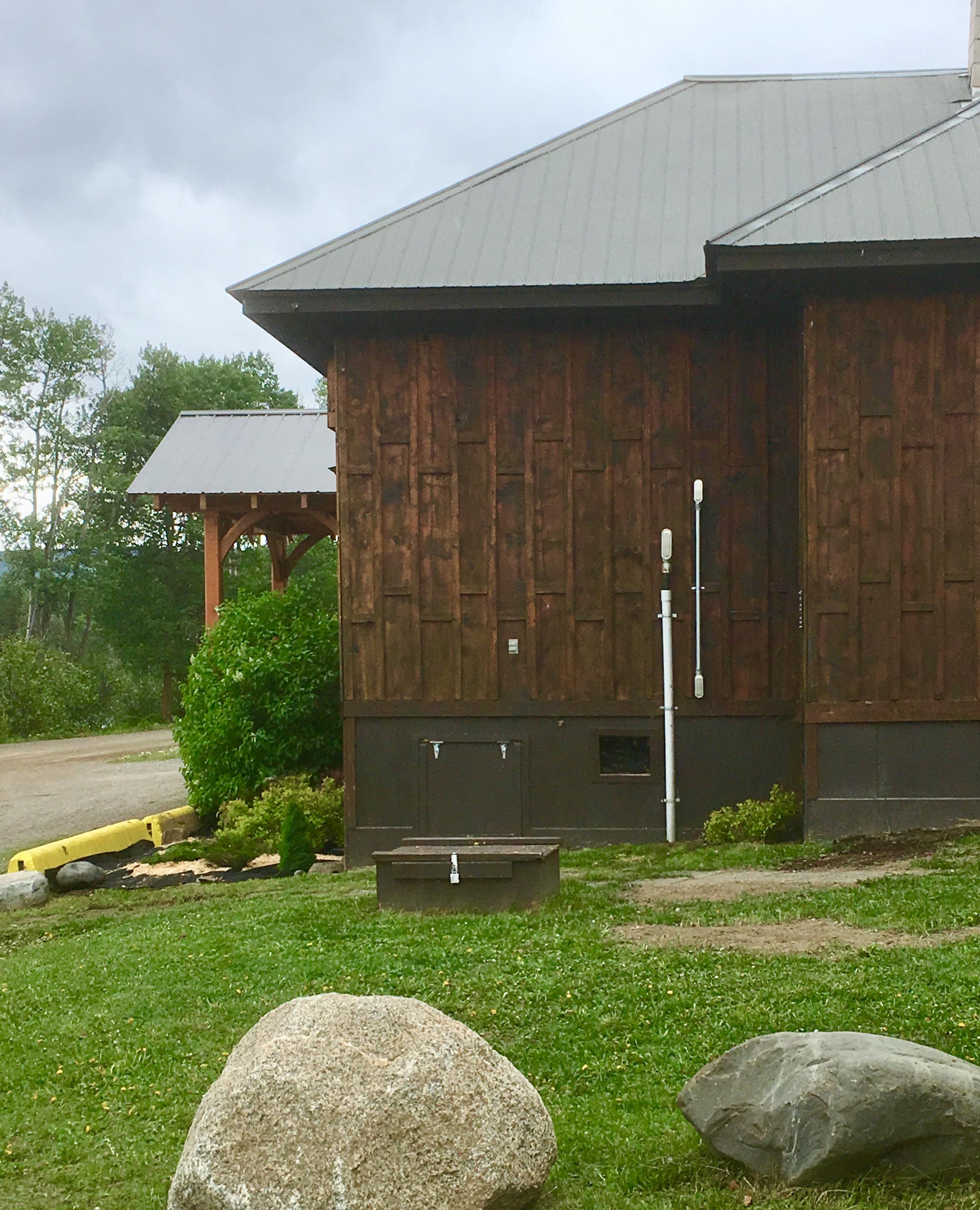 Round Lake Hall work bee, May 26 - ROUND LAKE COMMUNITY ASSOCIATION